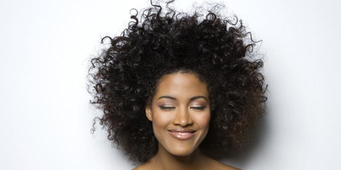 cheveux boucles