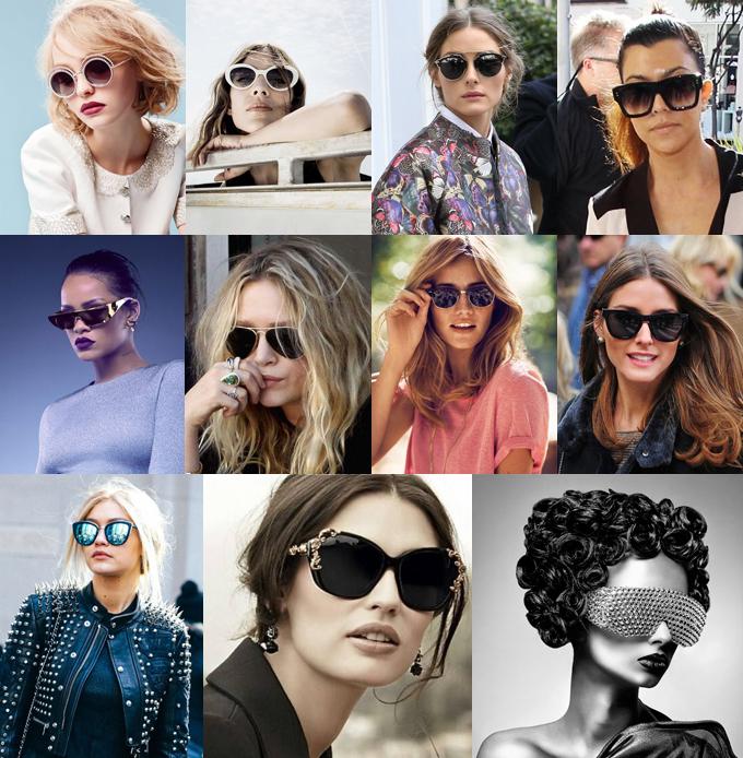 comment choisir ses lunettes de soleil par rapport a son visage david simchi levi. Black Bedroom Furniture Sets. Home Design Ideas